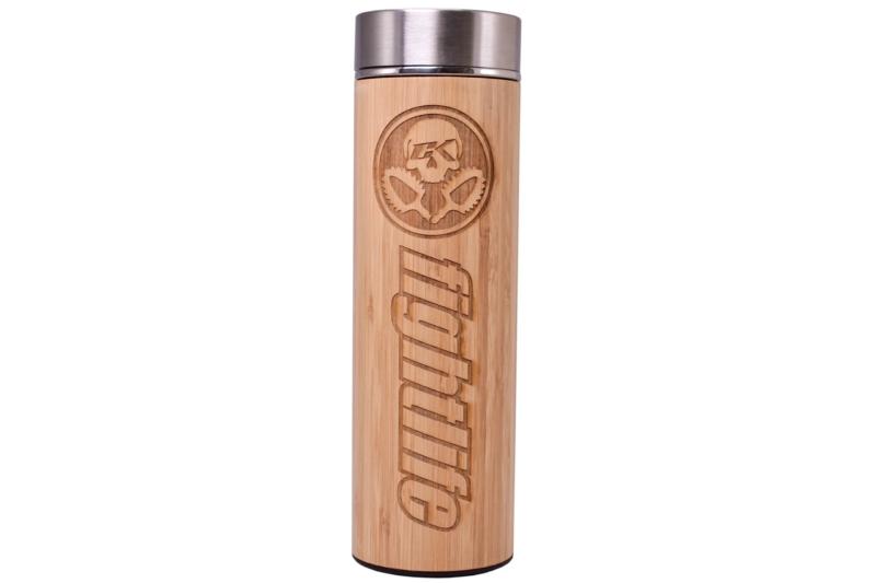 gourde bambou personnalisée