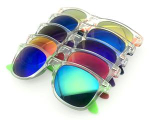 lunettes de soleil personnalisées