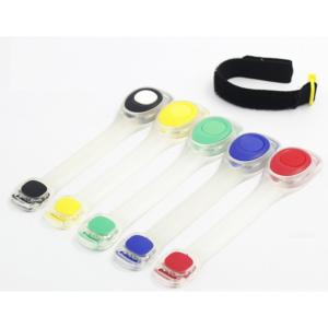 braceled lumineux pvc led