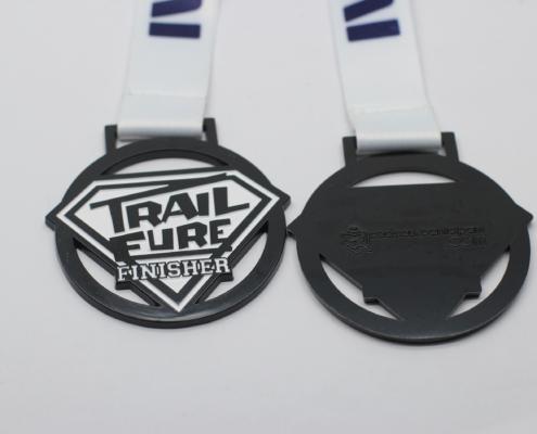 médaille personnalisée triathlon