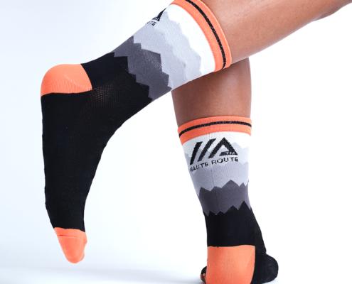 chaussettes cyclisme personnalisées