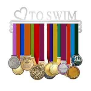 support médailles personnalisé
