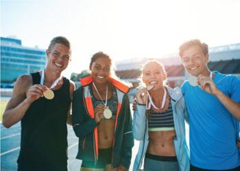 médailles finisher running personnalisées