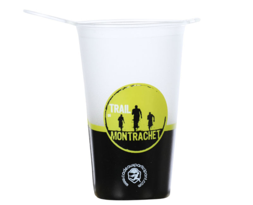 cup pliable personnalisée