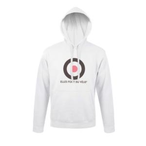 hoodie personnalisé femme